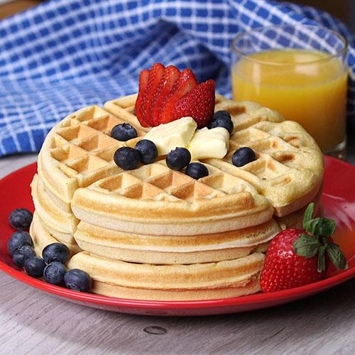 วาฟเฟิล / Waffle