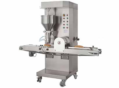 Video Bread Cut And Filling Machine