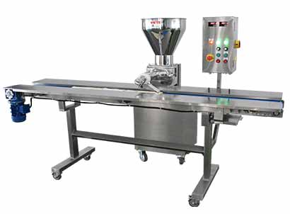 Video Bread Buttering Machine
