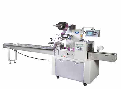 Video ZP Packing Machine